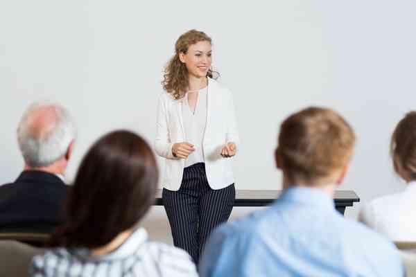 Formations inter entreprises | prise de parole en public | Réa-Entreprise, Annecy